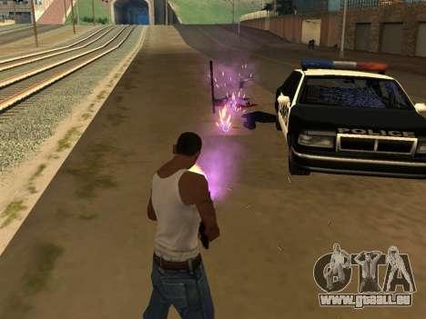 Fagot Funny Effects 1.1 für GTA San Andreas fünften Screenshot