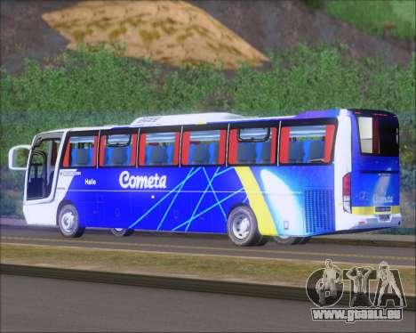 Busscar Vissta Buss LO Cometa pour GTA San Andreas vue de droite