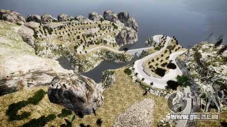 Karte der französischen Riviera v1.2 für GTA 4