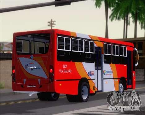 Caio Foz Super I 2006 Transurbane Guarulhoz 2201 pour GTA San Andreas vue de côté