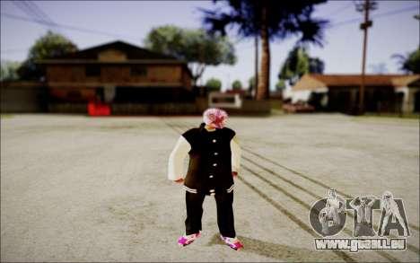 Ghetto Skin Pack pour GTA San Andreas troisième écran