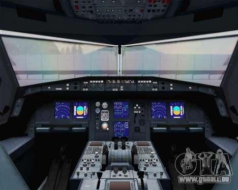 Airbus A330-300 SAS Star Alliance Livery für GTA San Andreas rechten Ansicht