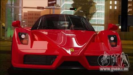 SA_nVidia: Edition Captures D'Écran pour GTA San Andreas troisième écran