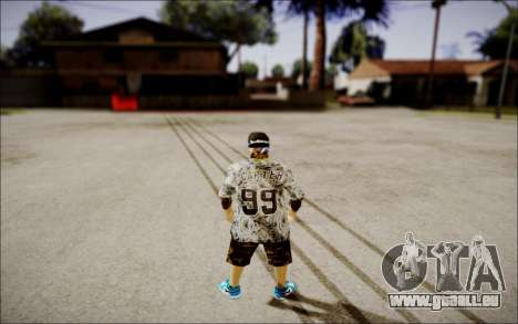 Ghetto Skin Pack für GTA San Andreas