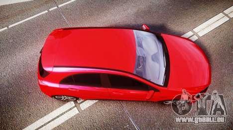 Mersedes-Benz A45 AMG pour GTA 4 est un droit