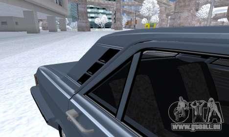 Peykan Separ Joshan 1600 für GTA San Andreas Räder