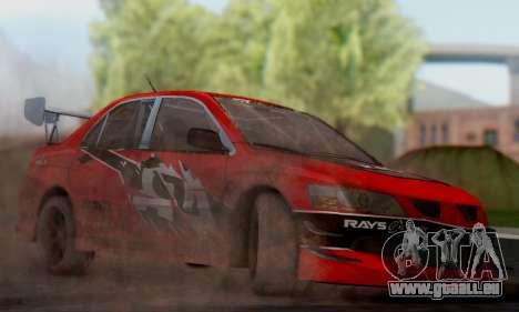 GTA 5 Effects pour GTA San Andreas sixième écran