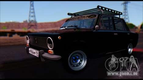 VAZ 2101 COLOMBIE-BRITANNIQUE pour GTA San Andreas