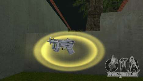 Mp5 Short für GTA Vice City