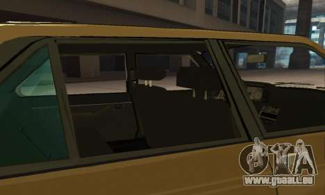Renault 18 pour GTA San Andreas roue