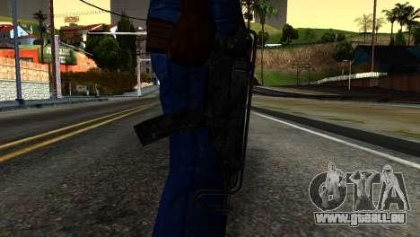 New Tec9 pour GTA San Andreas troisième écran
