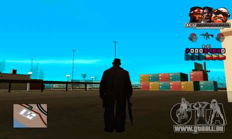C-HUD Will für GTA San Andreas zweiten Screenshot