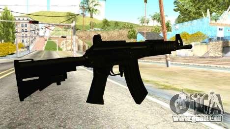 Fort 227 pour GTA San Andreas deuxième écran