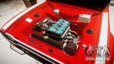 Ford Escort RS1600 PJ63 pour GTA 4 Vue arrière
