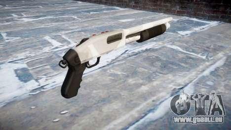 Mossberg 500 yukon pour GTA 4 secondes d'écran