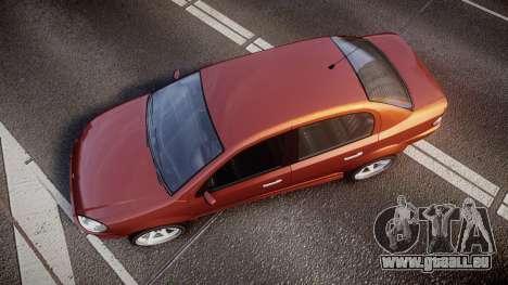 Declasse Premier Sport R pour GTA 4 est un droit
