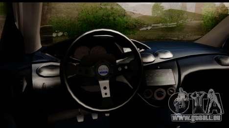 Ford Focus für GTA San Andreas rechten Ansicht