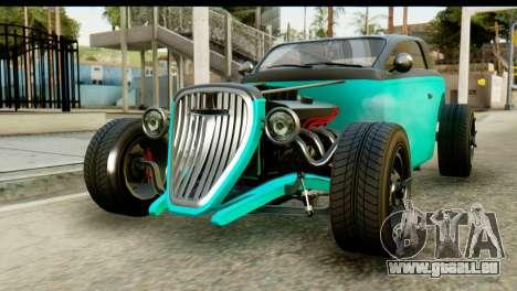 GTA 5 Hotknife GT pour GTA San Andreas