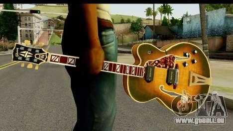 New Baseball Bat für GTA San Andreas dritten Screenshot