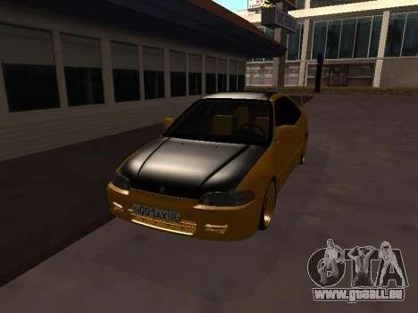 Honda Civic für GTA San Andreas linke Ansicht