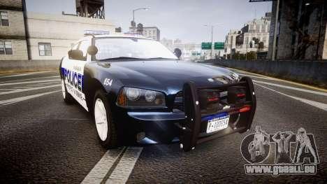 Dodge Charger 2006 Algonquin Police [ELS] pour GTA 4