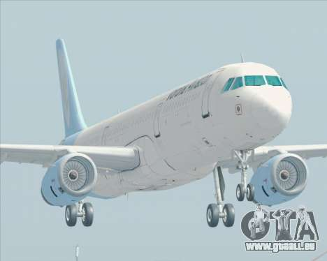 Airbus A321-200 Vorona Aviation pour GTA San Andreas