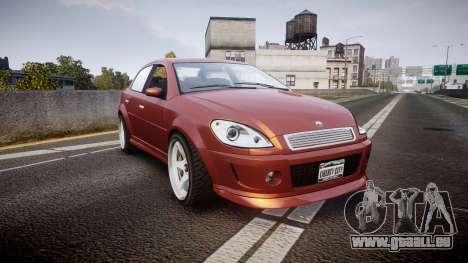 Declasse Premier Sport R für GTA 4
