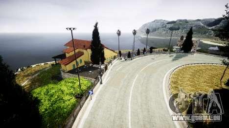 Karte der französischen Riviera v1.2 für GTA 4 Sekunden Bildschirm