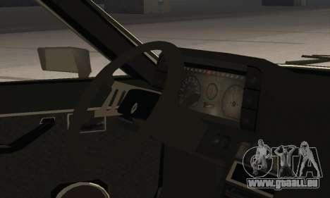 Renault 18 pour GTA San Andreas moteur