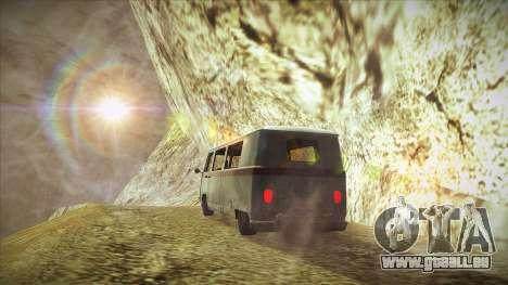 ENB Autumn pour GTA San Andreas deuxième écran
