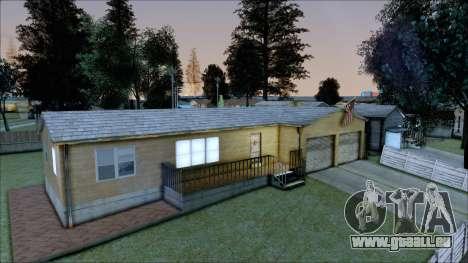 ClickClacks ENB V1 pour GTA San Andreas huitième écran