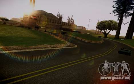 Fourth Road Mod für GTA San Andreas dritten Screenshot