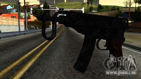 New Tec9 pour GTA San Andreas