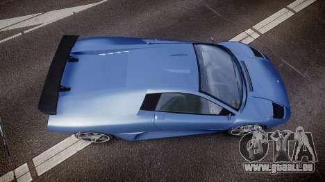 Pegassi Infernus GTA V Style pour GTA 4 est un droit