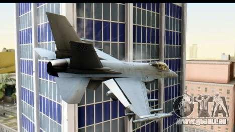 P-996 Lazer v1 pour GTA San Andreas laissé vue