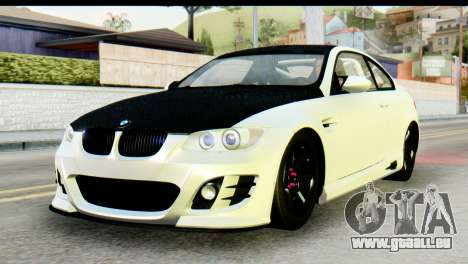 BMW M3 GTS Tuned v1 pour GTA San Andreas