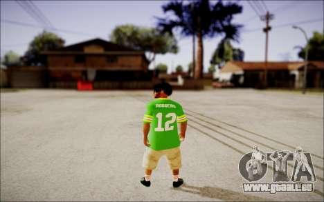 Ghetto Skin Pack pour GTA San Andreas neuvième écran