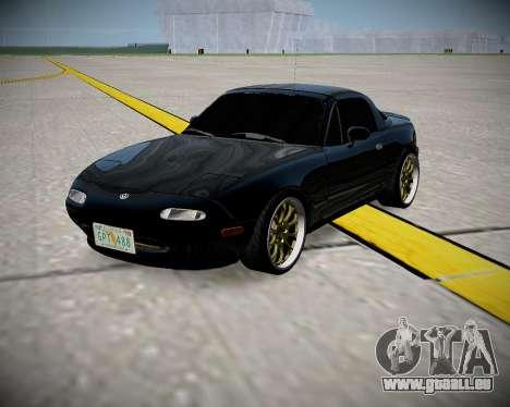 Mazda MX-5 JDM für GTA San Andreas