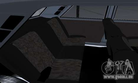 Peykan Separ Joshan 1600 für GTA San Andreas