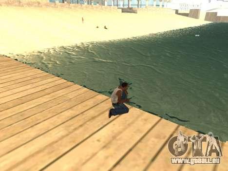 ENB pour de faibles PC par RonaldZX pour GTA San Andreas troisième écran
