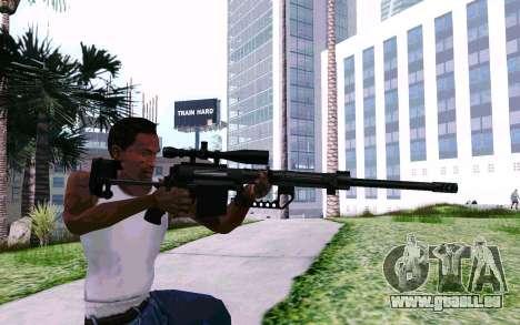 Cheytac M200 Black für GTA San Andreas her Screenshot
