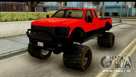 GTA 5 Vapid Sandking SWB pour GTA San Andreas