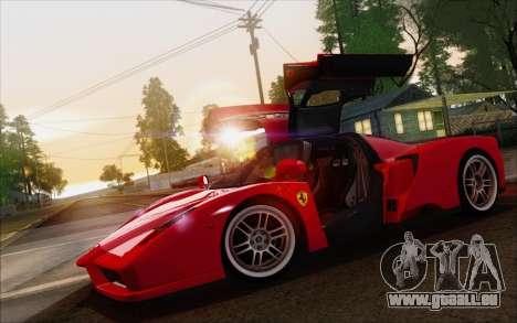 SA_nVidia: Edition Captures D'Écran pour GTA San Andreas huitième écran