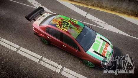 Declasse Premier Touring pour GTA 4 est un droit