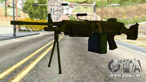 M16 from Global Ops: Commando Libya für GTA San Andreas