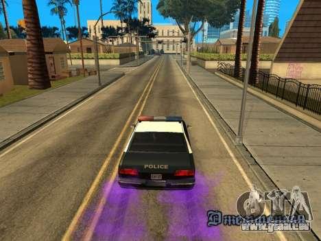 Fagot Funny Effects 1.1 für GTA San Andreas sechsten Screenshot