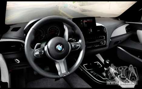 BMW M235i F22 2015 für GTA San Andreas rechten Ansicht