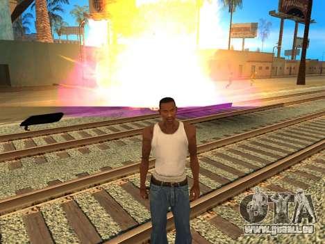 Fagot Funny Effects 1.1 für GTA San Andreas her Screenshot