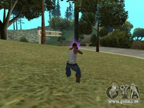 Pas Attaleia vue pour GTA San Andreas