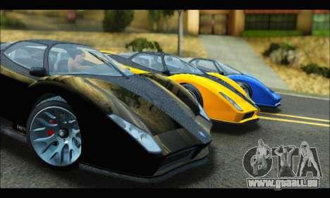 Grotti Cheetah v3 (GTA V) (IVF) für GTA San Andreas Seitenansicht